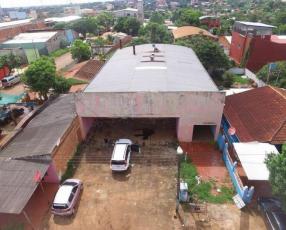 Depósito en barrio San José Ciudad del Este
