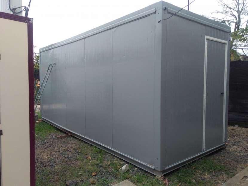 Caseta modular para oficina - 2
