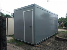 Caseta modular para oficina
