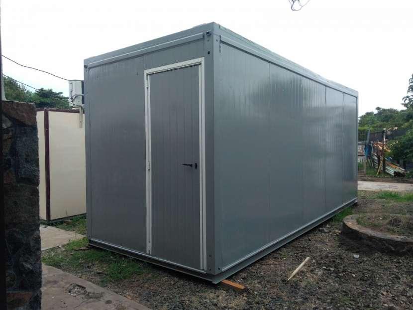 Caseta modular para oficina - 0