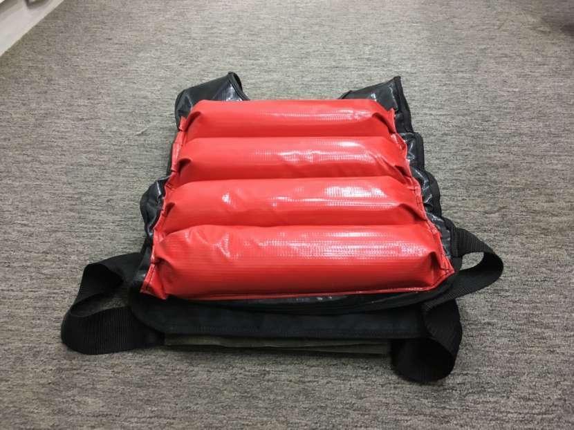 Chaleco de 12 kg para entrenamiento funcional