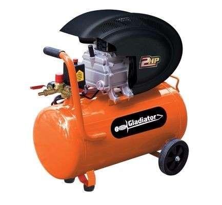 Compresor Gladiator 50 litros 2 HP