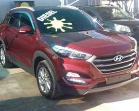 Hyundai Tucson 2016 diésel recién importado financio