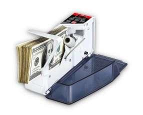 Contador de billetes