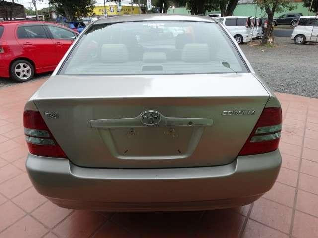 Toyota Corolla 2003 chapa definitiva en 24 Hs - 2