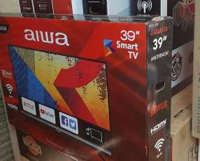 TV LED Smart aiwa 39 pulgadas