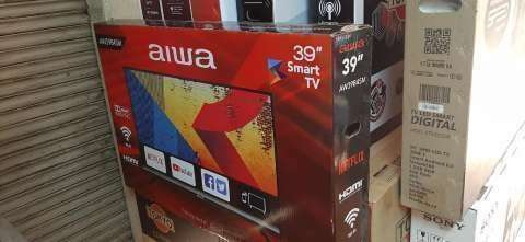 Smart TV Aiwa 39 pulgadas - 0