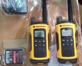 Radio Walkie Talkie Motorola cargador usb