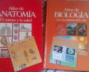 Enciclopedia anatomía y biología
