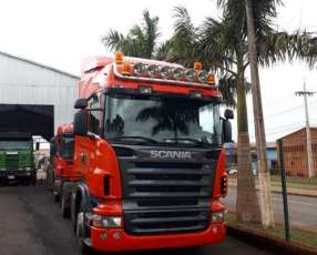 Scania R420 2006 opticruise