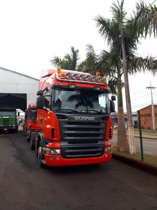 Scania R420 2006 opticruise - 0