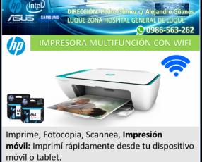 Impresora multifunción con wifi 2675