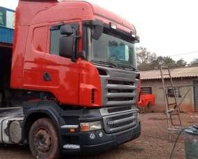 Scania R420 2005opticruise SIN USO