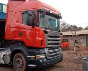 Scania R420 2005 opticruise