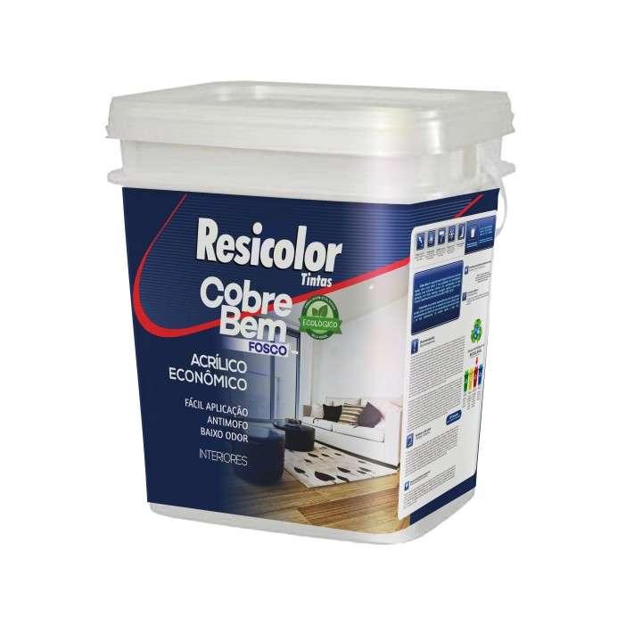 Latex cubre bien resicolor 18 litros