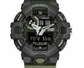 Reloj SMAEL 52mm MULTIFUNCIÓN
