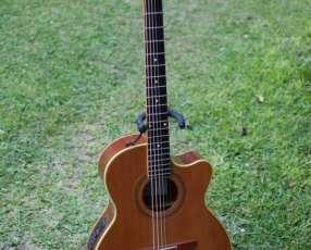 Guitarra Artesanal Electroacústica Custom hecha en Paraguay