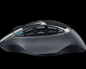 Logitech G602 Wireless Mouse 11 botones configurables