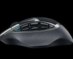 Logitech G602 Wireless Mouse 11 botones configurables