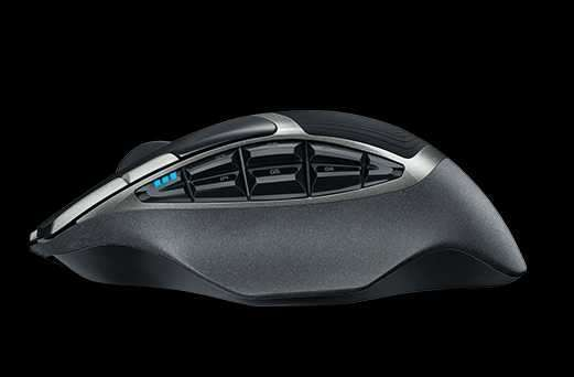 Logitech G602 Wireless Mouse 11 botones configurables - 0