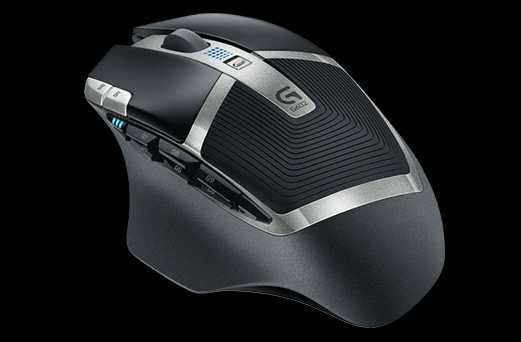 Logitech G602 Wireless Mouse 11 botones configurables - 2