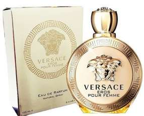 Perfume Versace Eros Fem Edp 100Ml