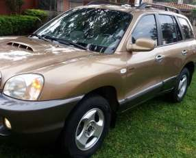 Hyundai Santa Fe 2002 motor 2000 turbo diésel