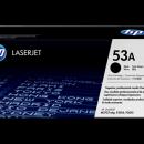 Cartucho original de tóner negro HP 53A LaserJet Q7553A - 0