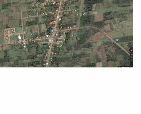Terreno rural de 4,5 hectáreas zona cruce Simón Bolívar