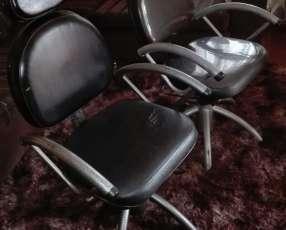 Sillas Hidráulica para peluquería