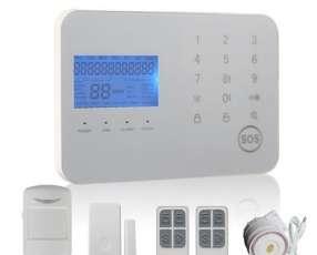 Alarmas para casas o negocios inalambricas