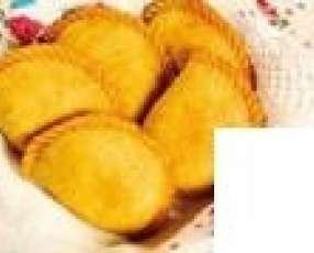 Empanadas de mandioca