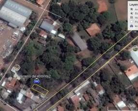 Terreno 400 m2 en Villa Elisa