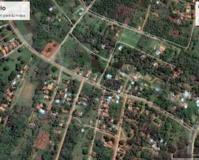Terreno 12x30 en Luque zona Pozo Azul