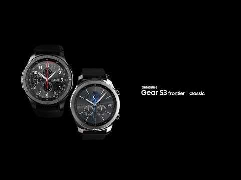 Samsung Gear S3 Frontier - Classic