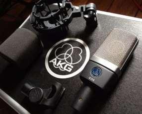 Microfono Estudio Akg c214