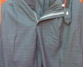 Traje y pantalon