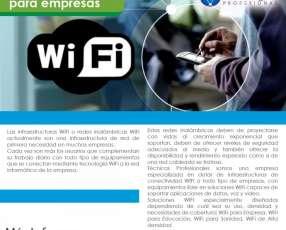 Soluciones WiFi para Empresas