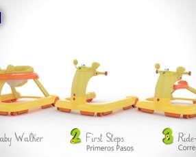 Andador, caminador y corre pasillos Chicco para bebe!