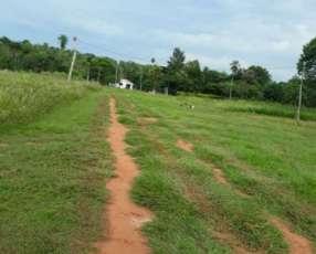 Terreno financiado en Itá