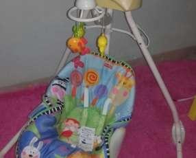 Mecedora hamaca electrica para bebe