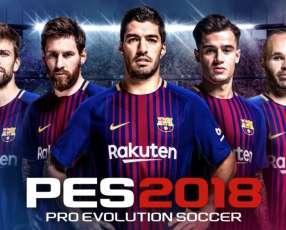 Playstation para 4 PES2018