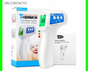 Termómetro corporal sin contacto