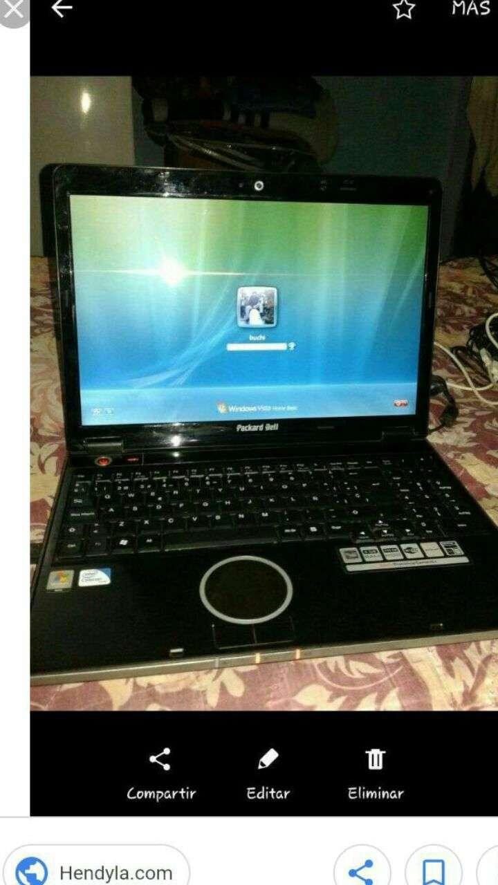 Notebook Packard Bell