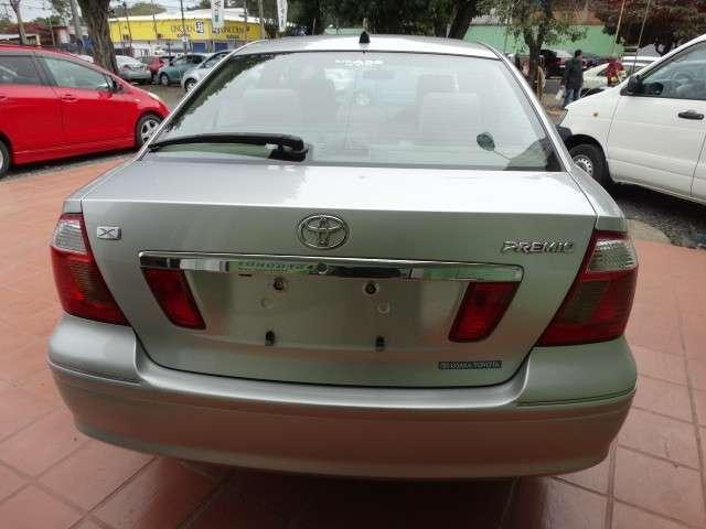 Toyota Premio 2002 - 2