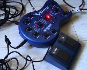 Multiefecto Para Guitarra Eléctrica