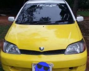 Toyota Platz 2001 motor 1500 naftero
