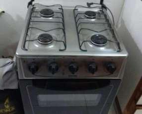 Cocina combinada con horno eléctrico Jam