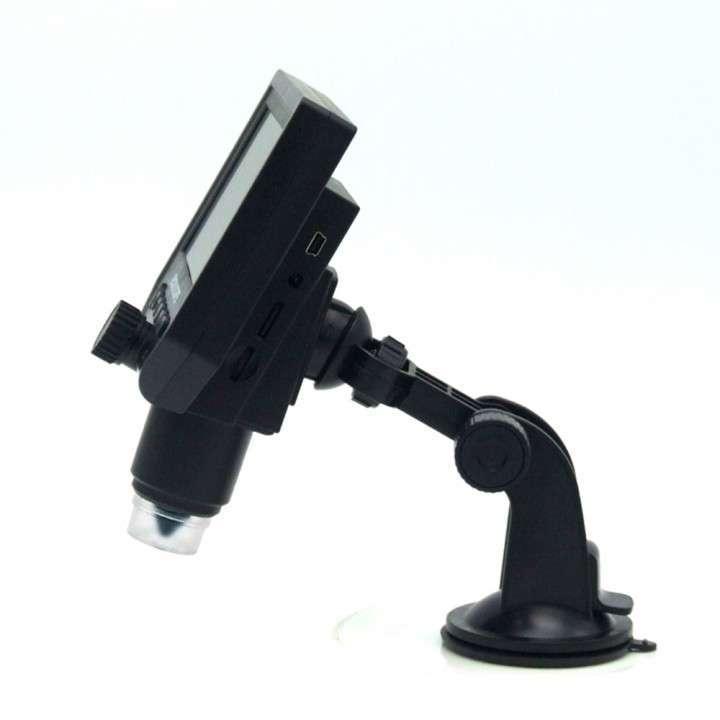 Microscopio cámara digital x600 Pantalla LCD 4.3 - 5