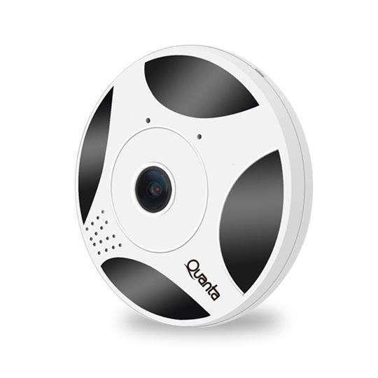 Cámara IP 360 con sensor